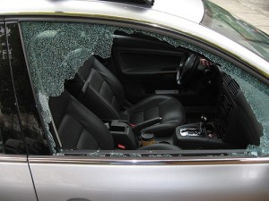 BrokenCarWindow
