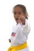 karate-yell