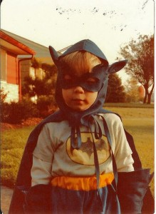 Batman-boy